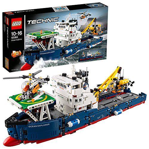 レゴ (LEGO) テクニック 海洋調査船 42064