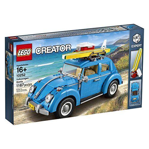 【最大1200円オフ限定クーポン配布中1月11日(金)09:59迄】LEGO レゴ クリエイター エキスパート フォルクスワーゲンビートル Volkswagen Beetle 10252 [並行輸入品]
