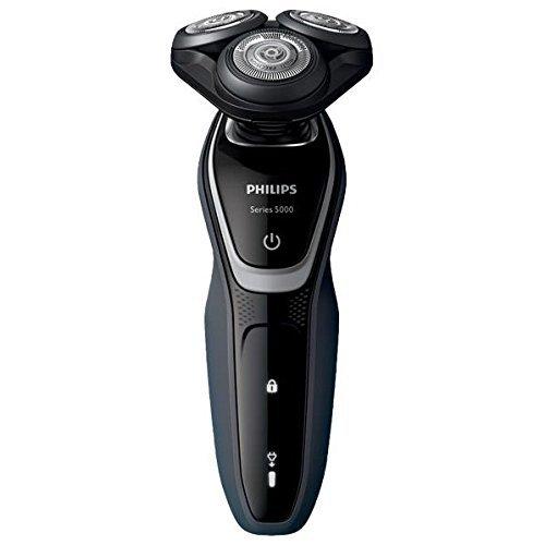 フィリップス メンズシェーバー(ブラック/ホワイト)PHILIPS 5000シリーズ ウェット&ドライ S5213/12