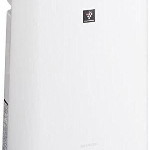 シャープ 加湿空気清浄機 プラズマクラスター 13畳 / 空気清浄 23畳 ホワイト KC-G50-W