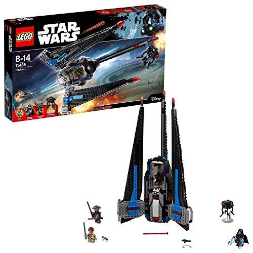 レゴ(LEGO)スター・ウォーズ トラッカー I 75185
