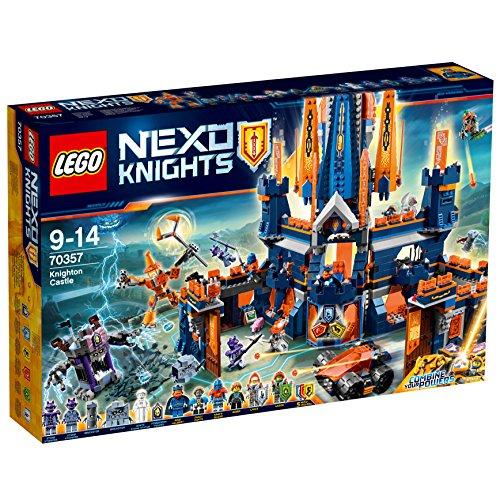レゴ(LEGO)ネックスナイツ ナイトン城 70357