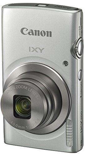 Canon コンパクトデジタルカメラ 光学8倍ズーム IXY200(SL)