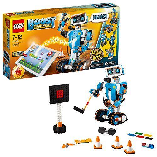 レゴ(LEGO) ブースト レゴブースト クリエイティブ・ボックス 17101