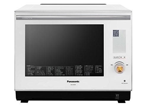 パナソニック ビストロ スチームオーブンレンジ 30L ホワイト NE-BS904-W