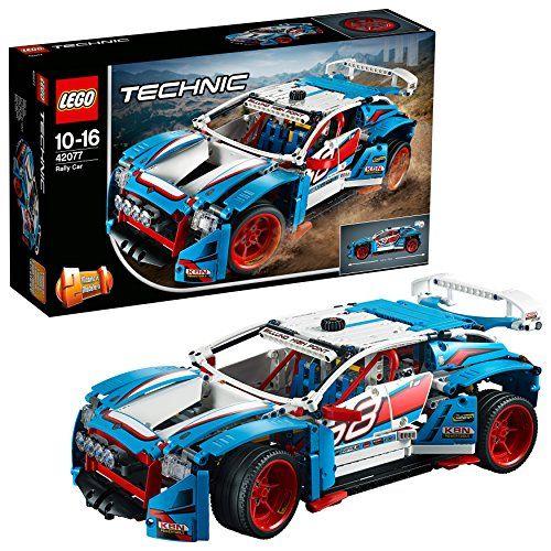 【最大1200円オフ限定クーポン配布中1月11日(金)09:59迄】レゴ(LEGO) テクニック ラリーカー 42077