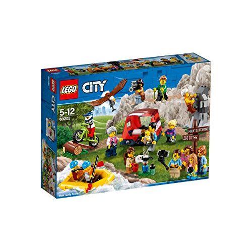 贅沢屋の 【3月5日限定 全商品ポイント3倍 男の子】レゴ(LEGO)シティ 知育玩具 レゴ(R)シティのアウトドア 60202 レゴシリーズ おもちゃ 玩具 こども ブロック 知育玩具 男の子 女の子 プレゼント 誕生日 子供 こども, 保内町:ae158fa8 --- zhungdratshang.org