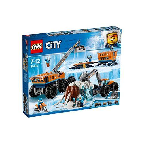 【最大1200円オフ限定クーポン配布中1月11日(金)09:59迄】レゴ(LEGO)シティ 北極探検基地 60195