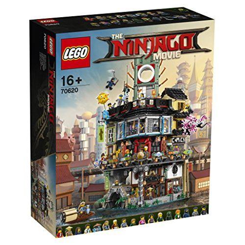 【最大1200円オフ限定クーポン配布中1月11日(金)09:59迄】レゴ(LEGO) ニンジャゴー ニンジャゴー シティ 70620
