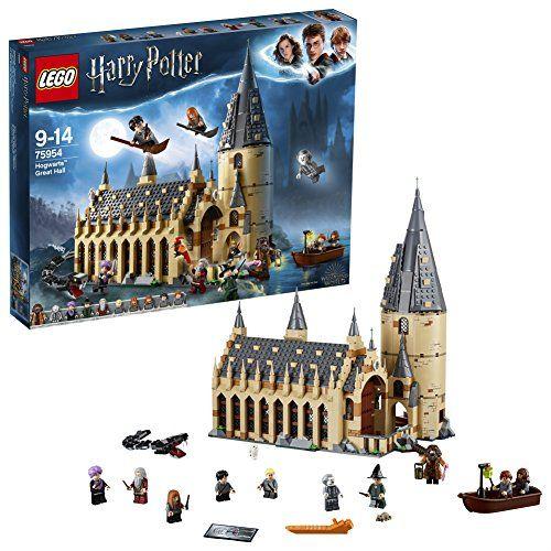 【最大1200円オフ限定クーポン配布中1月11日(金)09:59迄】レゴ(LEGO)  ハリー・ポッター ホグワーツの大広間 75954