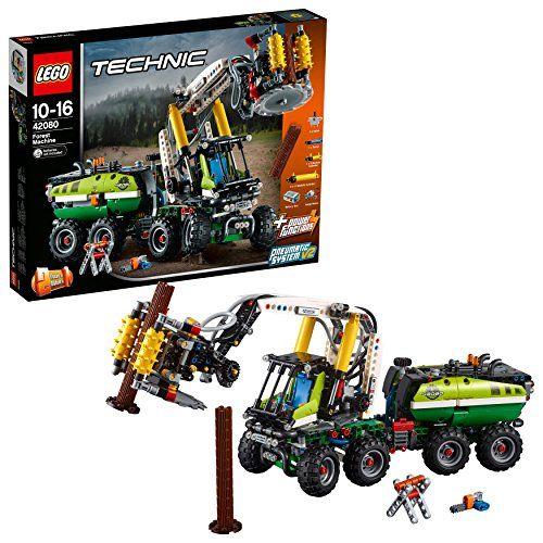 【最大1200円オフ限定クーポン配布中1月11日(金)09:59迄】レゴ(LEGO)テクニック 森林作業車 42080