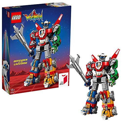 レゴ(LEGO) ヴォルトロン 21311