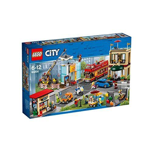 レゴ(LEGO)シティ レゴ(R)シティの中心街 60200