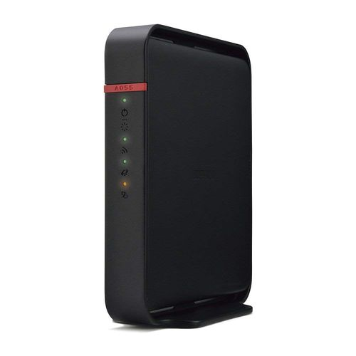 BUFFALO WiFi 無線LAN ルーター WHR-1166DHP4 11ac 866+300Mbps 3LDK 2階建向け 【iPhone8/iPhoneX/Echo メーカー動作確認済み】