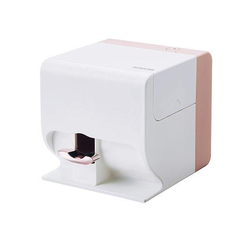 【キャッシュレス5%還元対象】コイズミ デジタルネイルプリンター プリネイル ピンク KNP-N800/P