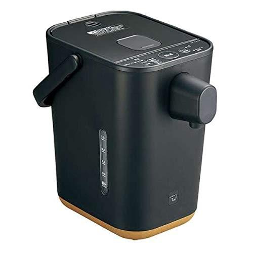 【キャッシュレス5%還元対象】象印 電動ポット 1.2L マイコン沸とう STAN. CP-CA12-BA ブラック