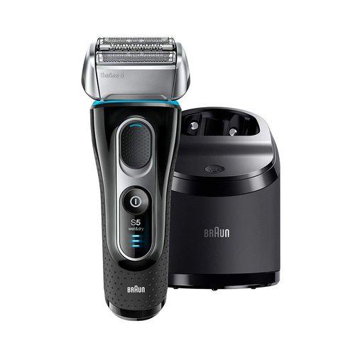 ブラウン メンズ電気シェーバー シリーズ5 5197cc 3枚刃 洗浄機付 水洗い可