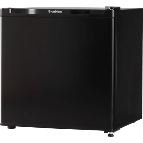 5の倍数日はカードエントリーで5倍/S-cubism 冷凍庫 32L 1ドア 直令式 冷凍庫 ブラックWFR-1032BK