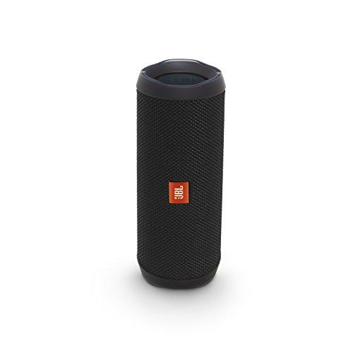 JBL FLIP4 Bluetoothスピーカー IPX7防水/パッシブラジエーター搭載/ポータブル ブラック JBLFLIP4BLK