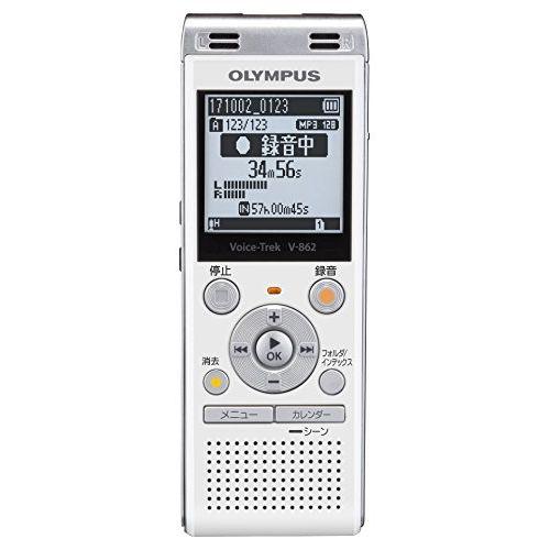 OLYMPUS Voice Trek ICレコーダー ホワイト V-862 WHT