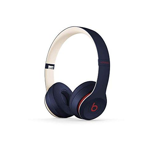 Beats Solo3 Wireless ヘッドフォン Beats Club Collection - クラブネイビー