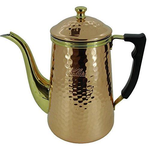 カリタ コーヒーポット ドリップ式専用 銅 1.5L #52021