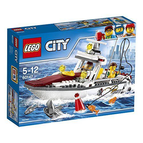 2020人気新作 【3月5日限定 全商品ポイント3倍】レゴ 全商品ポイント3倍】レゴ (LEGO) シティ フィッシングボート【3月5日限定 60147 60147, カワヅチョウ:6d2a7380 --- kventurepartners.sakura.ne.jp