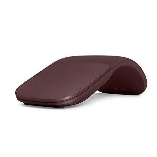 マイクロソフト Surface Arc Mouse バーガンディ CZV-00017