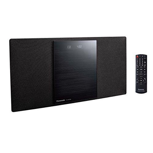 パナソニック ミニコンポ Bluetooth対応 ブラック SC-HC400-K