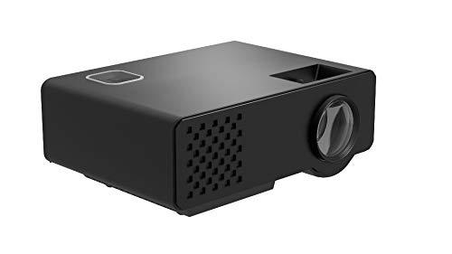 エアリア LED PROJECTOR BEAM PLAY 1000ルーメン 暗室向き USB HDMI RCA VGA 入力端子搭載 SD-PJHD01