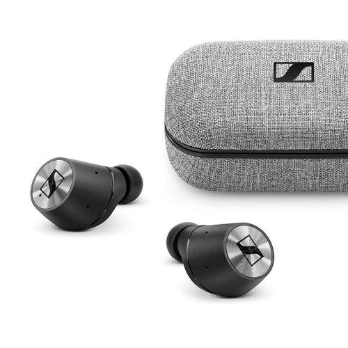 ゼンハイザー Bluetooth 完全ワイヤレスイヤフォン MOMENTUM True Wireless (M3IETW BLACK)