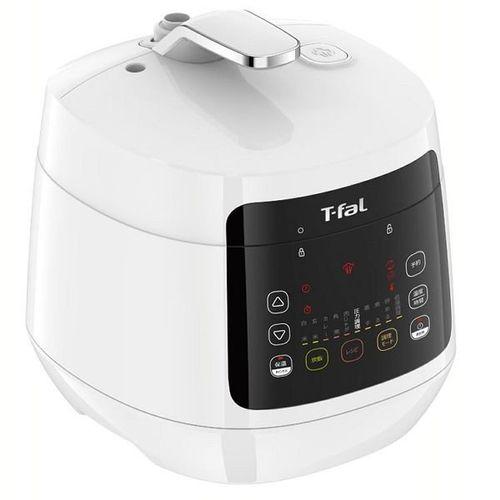T-fal ラクラ・クッカー コンパクト 電気圧力 CY3501JP