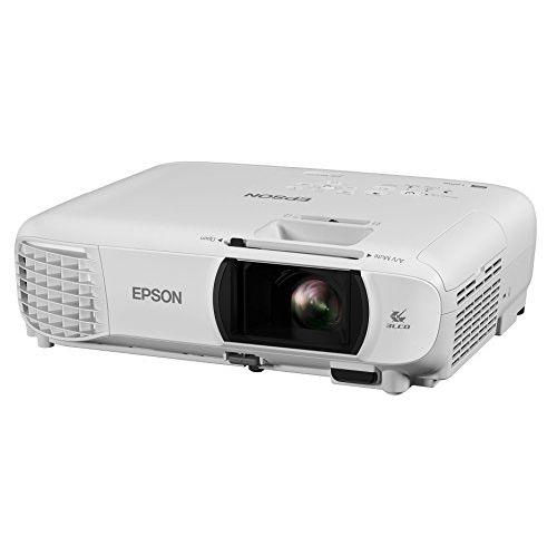 EPSON dreamio ホームプロジェクター 3100ルーメン 15000:1 1080P フルHD 無線LAN内蔵 EH-TW650