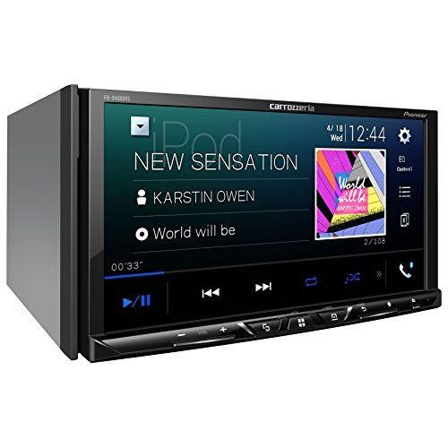 カロッツェリア(パイオニア) カーオーディオ AppleCarPlay AndroidAuto?対応 2DIN CD/DVD/USB/Bluetooth FH-9400DVS