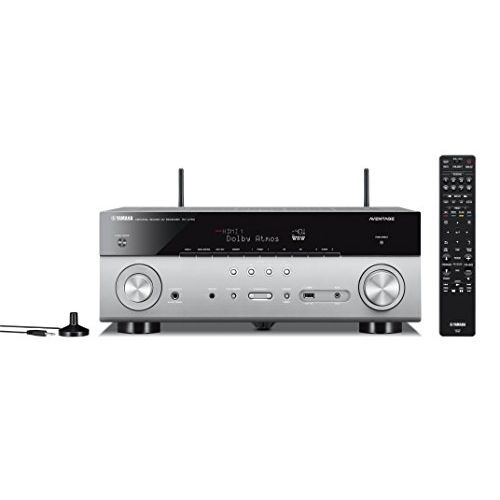 ヤマハ AVENTAGE ネットワークAVレシーバーRX-A780(H) 7.1ch/Dolby Atmos&DTS:X対応/ チタン RX-A780(H)