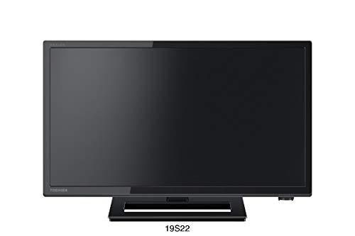 東芝 19V型地上・BS・110度CSデジタル ハイビジョンLED液晶テレビ(別売USB HDD録画対応)REGZA 19S22