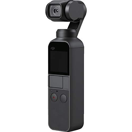 DJI OSMO POCKET (3軸ジンバル 4Kカメラ)