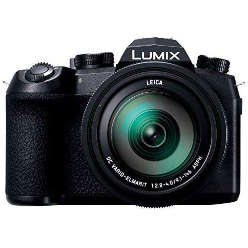 パナソニック デジタルカメラ ルミックス 1.0型センサー搭載 光学16倍ズーム 4K動画対応 DC-FZ1000M2 ブラック