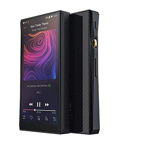 FiiO フィーオ M11 ブラック (Black) デジタルオーディオプレーヤー FIO-M11-B