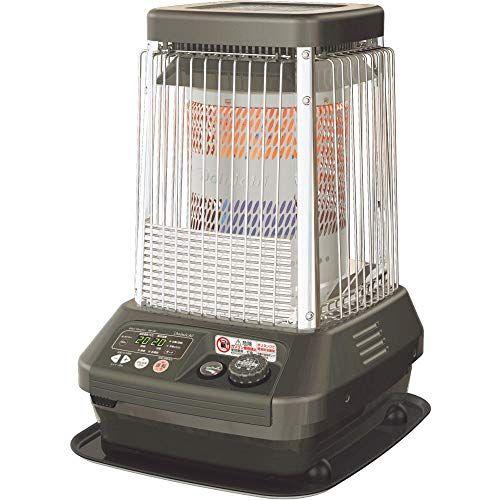 ダイニチ 石油ストーブ 業務用 (木造47畳まで/コンクリート65畳まで) FMシリーズ メタリックグレー FM-19C-H