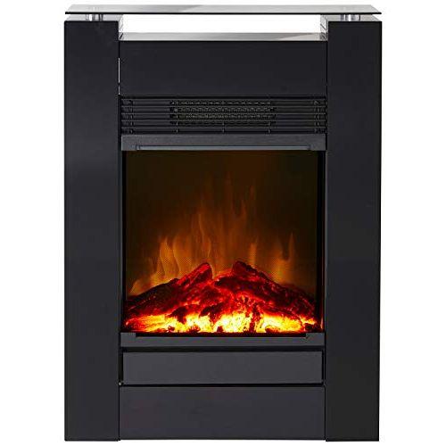 ディンプレックス 電気暖炉 ジセラ 2 ブラック GSLII12BJ
