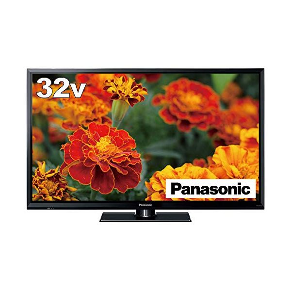 パナソニック 32V型 2チューナー搭載 裏番組録画対応 液晶テレビ VIERA TH-32H300 並行輸入品 TV 2月25日限定 人気ブレゼント! 一人暮らし 32インチ 新生活 Panasonic テレビ 全商品ポイント3倍