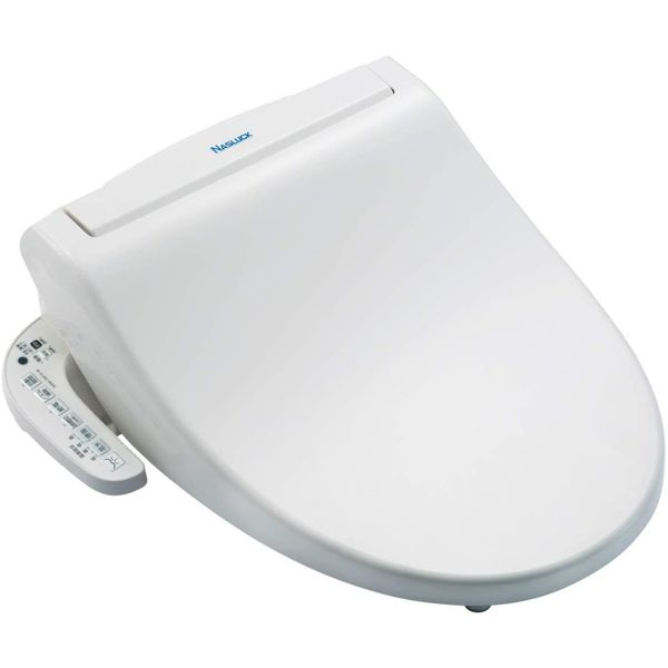 ナスラック 自動オープン 便ふた自動開閉 温水洗浄便座 買収 脱臭機能付き 70%OFFアウトレット SWM-DR73W 色:ホワイト 便座 ステンレスノズル