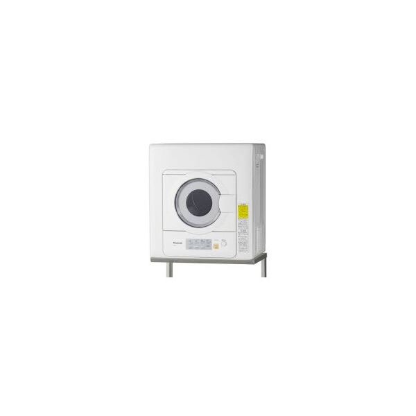 Panasonic 電気衣類乾燥機 NH-D503-W 超目玉 ツイン2温風 ハイクオリティ
