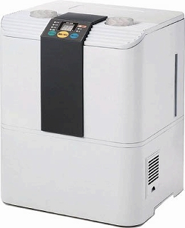 ナカトミ(NAKATOMI) 業務用スチーム式加湿器 (木造20畳・プレハブ33畳) SFH-12