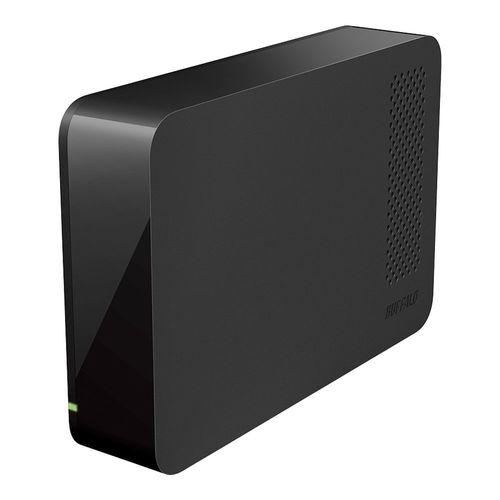 BUFFALO ターボPC EX2 USB3.0用 外付けHDD 3TB ブラック HD-LC3.0U3-BK