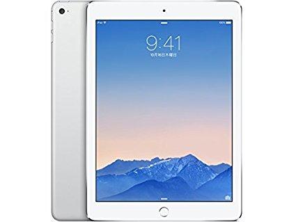 iPad Air 2 Wi-Fiモデル 16GB MGLW2J/A シルバー