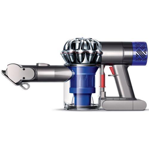 Dyson ハンディー 掃除機 V6 Trigger HH08MH (ニッケル/ブルー) ダイソン ハンディクリーナー トリガー サイクロン式 掃除機