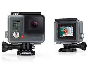 GoPro ウェアラブルカメラ HERO+LCD (タッチディスプレイ搭載)CHDHB-101-JP