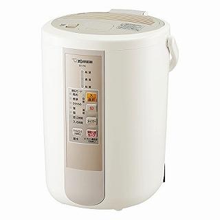 象印 スチーム式加湿器 加湿量480mL/h ベージュ EE-RK50-CA